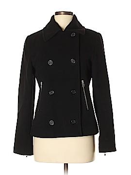 BCBGMAXAZRIA Wool Coat Size 8