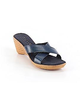 Italian Shoemakers Footwear Wedges Size 8 1/2