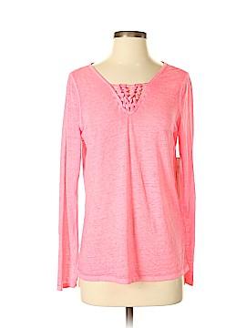 Nanette Lepore Long Sleeve Top Size S (Petite)