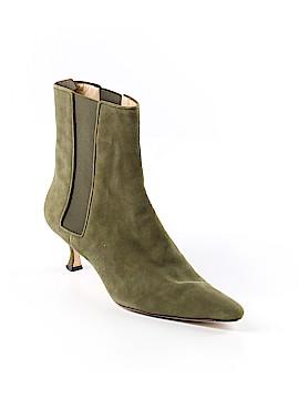 Manolo Blahnik Boots Size 38.5 (EU)