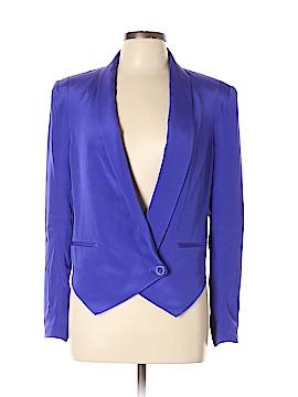 Rebecca Minkoff Silk Blazer Size 12