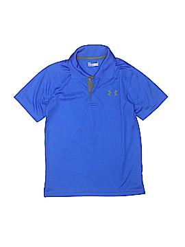 Under Armour Short Sleeve Polo Size 7