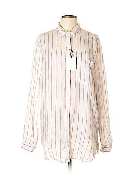Gap Long Sleeve Button-Down Shirt Size L (Tall)