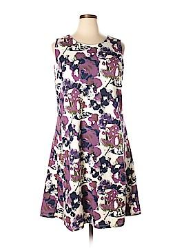 Lysse Casual Dress Size 3X (Plus)