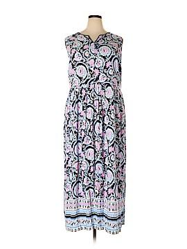 Talbots Casual Dress Size 22w (Plus)