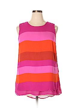 Ava & Viv Sleeveless Blouse Size 1X (Plus)