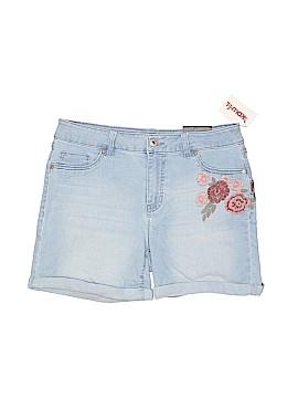 Artisan NY Denim Shorts Size 6