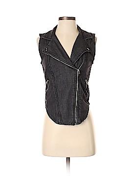 Kill City Denim Vest Size XS