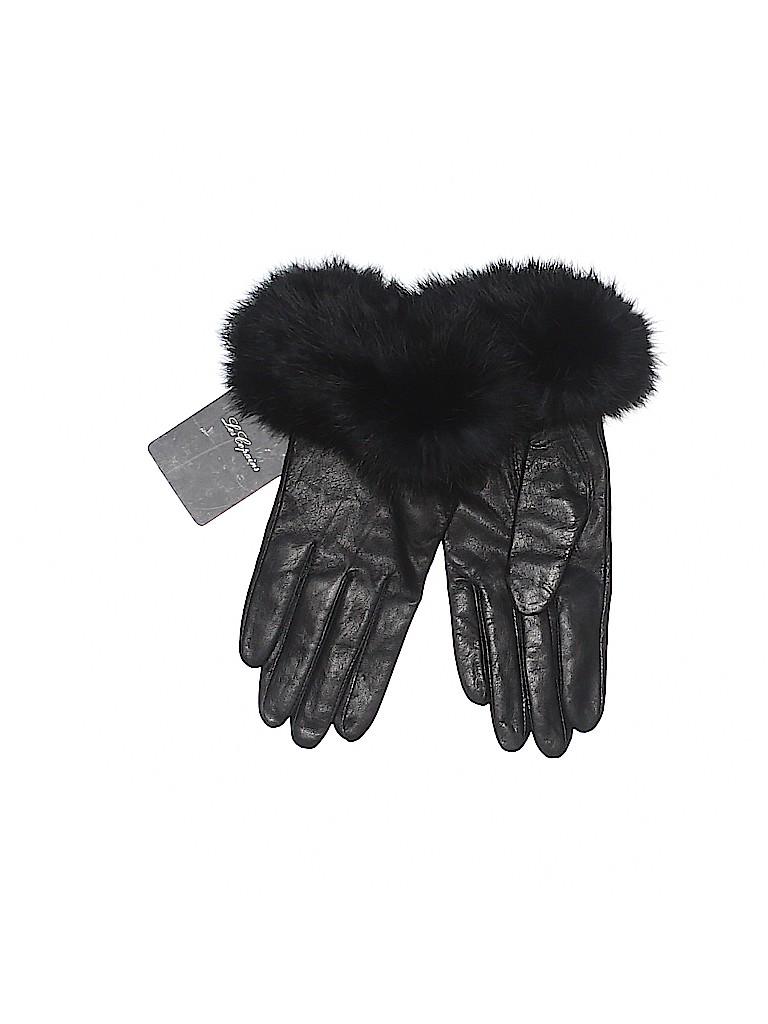 Les Copains Women Gloves Size S