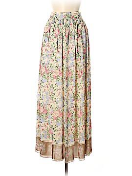 Saks Fifth Avenue Silk Skirt Size 12