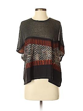 Zara Short Sleeve Blouse Size S