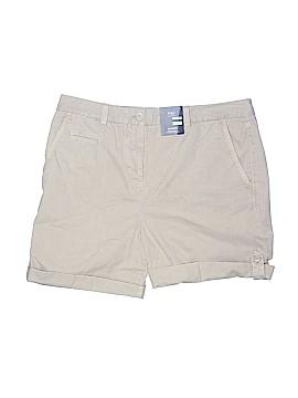 M&S Khaki Shorts Size 12 (UK)