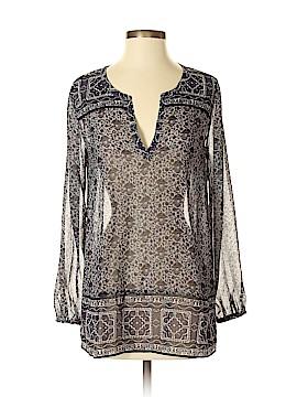 Calypso St. Barth Long Sleeve Blouse Size XS