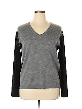 Gerard Darel Pullover Sweater Size Lg (4)