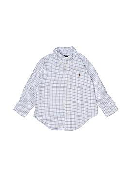Ralph Lauren Long Sleeve Button-Down Shirt Size 2T - 2