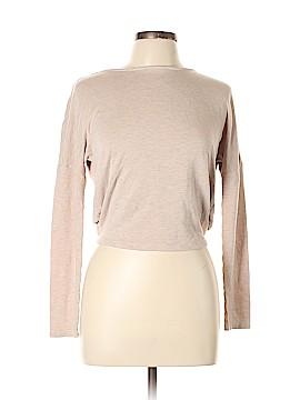 Monrow Long Sleeve Top Size S