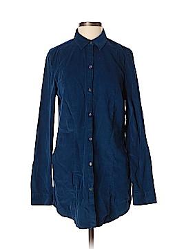 J.jill Long Sleeve Button-Down Shirt Size S (Tall)