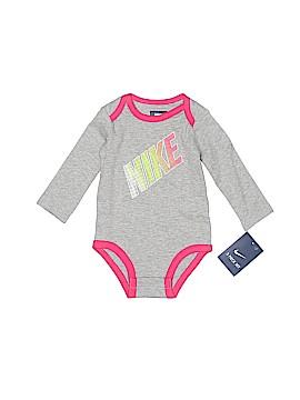 Nike Long Sleeve Onesie Size 6-9 mo