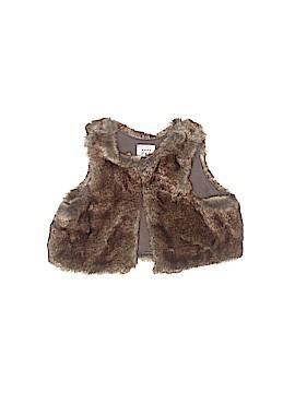 Baby Gap Faux Fur Vest Size 3-6 mo