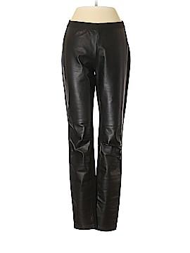 Eileen Fisher Leather Pants Size XXS