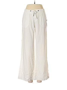 Just Living Linen Pants Size S