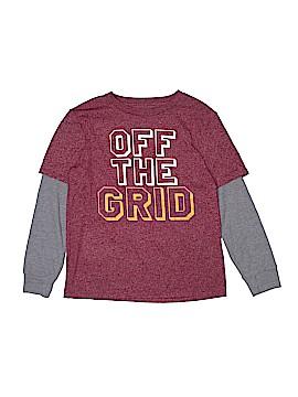 Gap Kids Long Sleeve T-Shirt Size L (Youth)