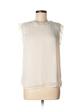 Ann Taylor Short Sleeve Blouse Size S