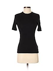Frame Shirt London Los Angeles Short Sleeve Silk Top