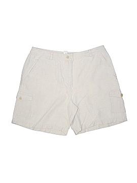 J.jill Cargo Shorts Size 12