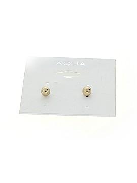 Aqua Earring One Size