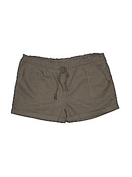 Sapphire Red Khaki Shorts Size XL