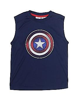 Marvel Sleeveless T-Shirt Size 4 - 5