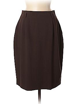 Escada Elements Wool Skirt Size 38 (EU)