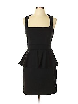 Green Envelope Casual Dress Size L