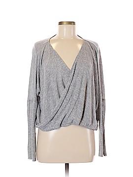 Lapis Long Sleeve Top Size M