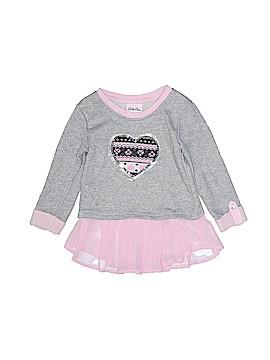 Little Lass Sweatshirt Size 5