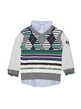 Catimini Pullover Sweater Size 6
