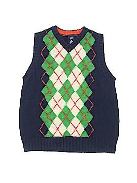 Gap Kids Sweater Vest Size 4 - 5