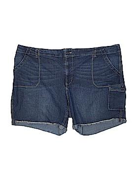 Faded Glory Denim Shorts Size 26W (Plus)