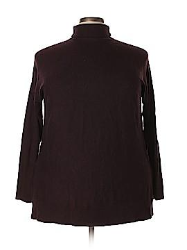 Ann Taylor LOFT Turtleneck Sweater Size XXL