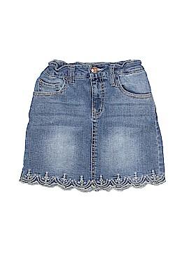 Cat & Jack Denim Skirt Size 6 - 6X