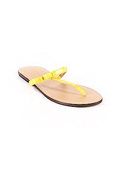 Ann Taylor Flip Flops Size 8