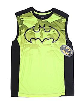 Batman Sleeveless T-Shirt Size X-Large (Kids)