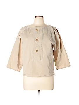 Reed Krakoff 3/4 Sleeve Blouse Size 10