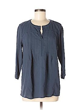 J.jill 3/4 Sleeve Blouse Size M