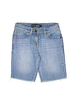 Mini Boden Denim Shorts Size 7