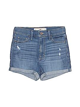Hollister Denim Shorts Size 0