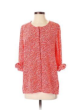 Joie Long Sleeve Silk Top Size S
