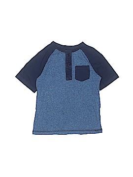 SONOMA life + style Short Sleeve Henley Size 4