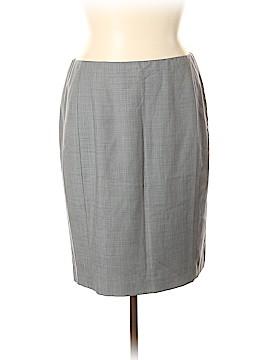 Hobbs London Wool Skirt Size 14